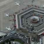 Búcsúzik a repülőktől és az utasoktól a berlini hatszögletű ufó