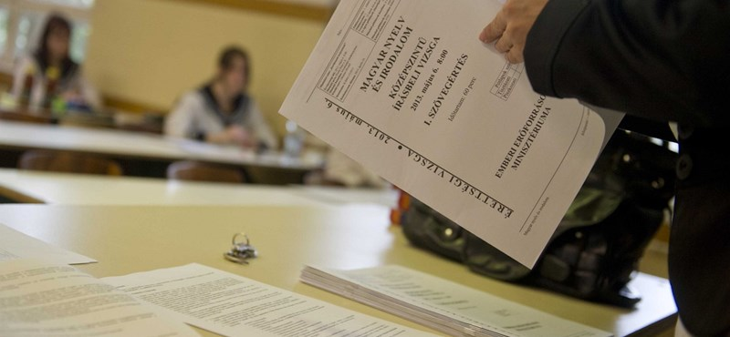 Itt van a 2013-as érettségi eredménye: rontottak a diákok, de nem nagyot