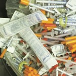 Több mint tíz éve nem tudják kitalálni, mi tegyünk a használt injekciós tűkkel