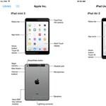 Ez is ritka: bénázott az Apple, kiszivárogtatták az új iPadeket