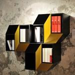 Tértorzító könyvespolcok dimenzióugrásra