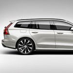 Nem kell hozzá merészség, hogy kijelentsük: az új Volvo V60 gyönyörű kombi lett