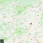 Lezártak egy utat hóátfúvás miatt Borsod megyében