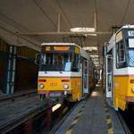 A 14-es és a 4-es, 6-os villamos helyett is pótlóbuszok járnak