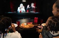 Hologram segítségével hoztak össze egymástól távol élő brit családokat