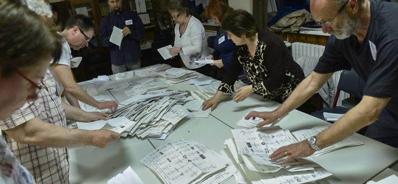 Sajátosan hekkelték meg a választási jogorvoslati eljárások lehetőségét