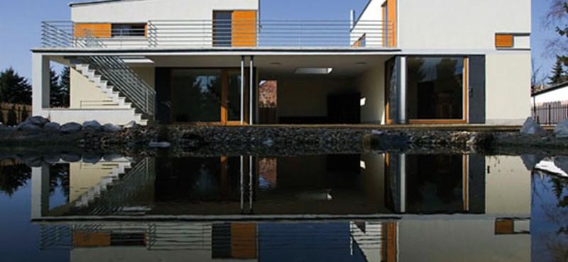 'Év Háza' 2009 - egy horányi nyaraló a nyertes