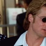 Halálosan megfenyegette Brad Pitt Harvey Weinsteint