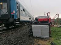Napokig tarthat a helyreállítás az újfehértói vonatbaleset után, új menetrendet vezettek be