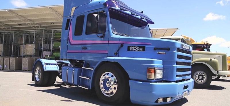 Maradonának volt egy kamionja azért, hogy ne tudják megállítani az újságírók