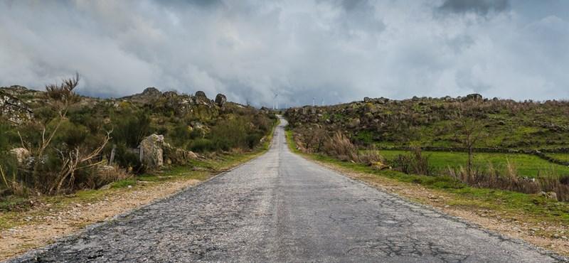 Tudományosan igazolva: ez a portugál szerpentin a világ legélvezetesebb útja