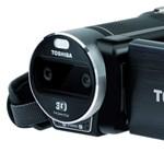Új 3D-s kamera a Toshibától, beépített 3D-s kijelzővel