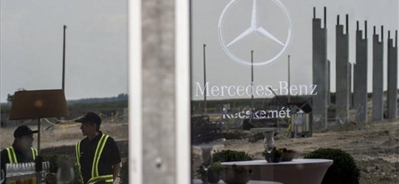 A szakszervezetis elárulta, hogyan harcoltak ki 35 százalékos béremelést a Mercedes kecskeméti gyárában