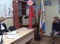 Harminc napra bezárják Alekszej Navalnijt