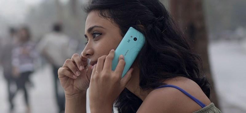 10 ezer forintba kerül, 24 napig bírja az új Nokia telefon