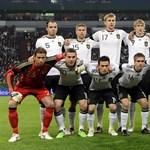 A német válogatott vb-kerete