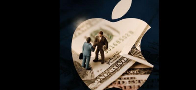 Így könnyű az innováció: nemcsak a Shazamot, közel 100 vállalatot vett már meg az Apple