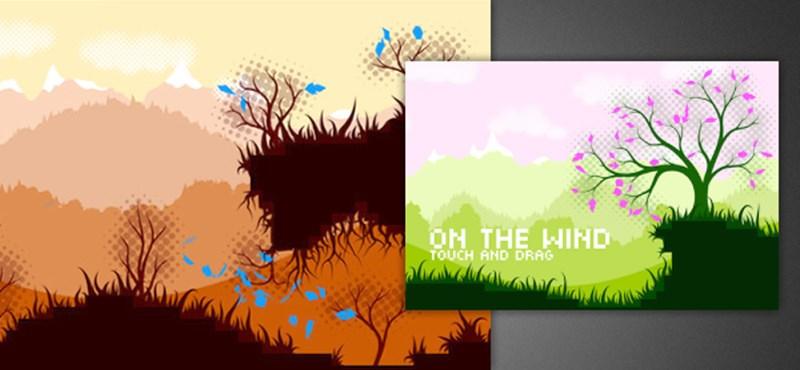 On the Wind: éljük bele magunkat a szél szerepébe [videó]
