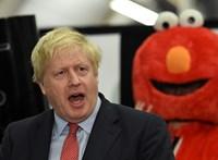 Földindulásszerű győzelmet aratott Boris Johnson a brit választáson