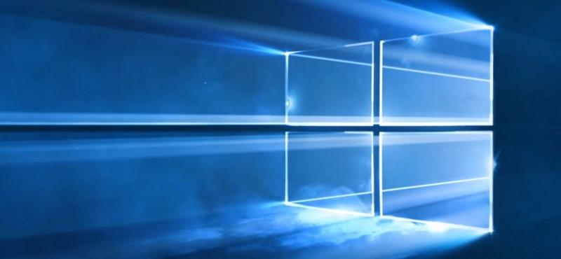 Újabb adatok: most éppen így áll a Windows 10