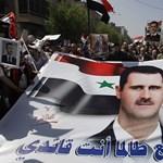 EU: A szír vezetéssel elképzelhetetlen a béke