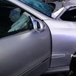 Ittas sofőr száguldott Mercedesével a Heineken irodájába – a reakció is csattanós