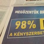 Brüsszel ellen hergeltek, most brüsszeli pénzből népszerűsítik az EU-s programokat