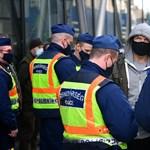 Milliós büntetést szabott ki a rendőrség a március 15-i illegális tüntetések miatt