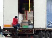 """""""Legyen óvatos, legyen éber"""" – így indítják útnak a magyar kamionosokat"""
