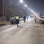 Fotó: halálos, frontális ütközésben összeroncsolódott Kispolski