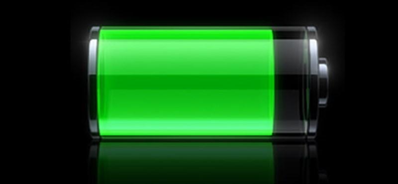 Jobb lesz az iPhone akkuja? Az Apple rajta van