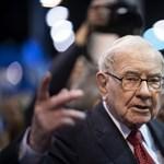 Warren Buffett vagyona túljutott a 100 milliárd dolláros álomhatáron