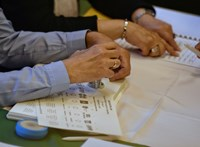 EP-választás: 24 százalék fölé kúszott a részvétel