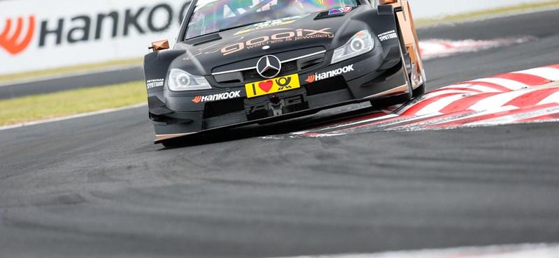DTM: rájött az idei gondok forrására a Mercedes