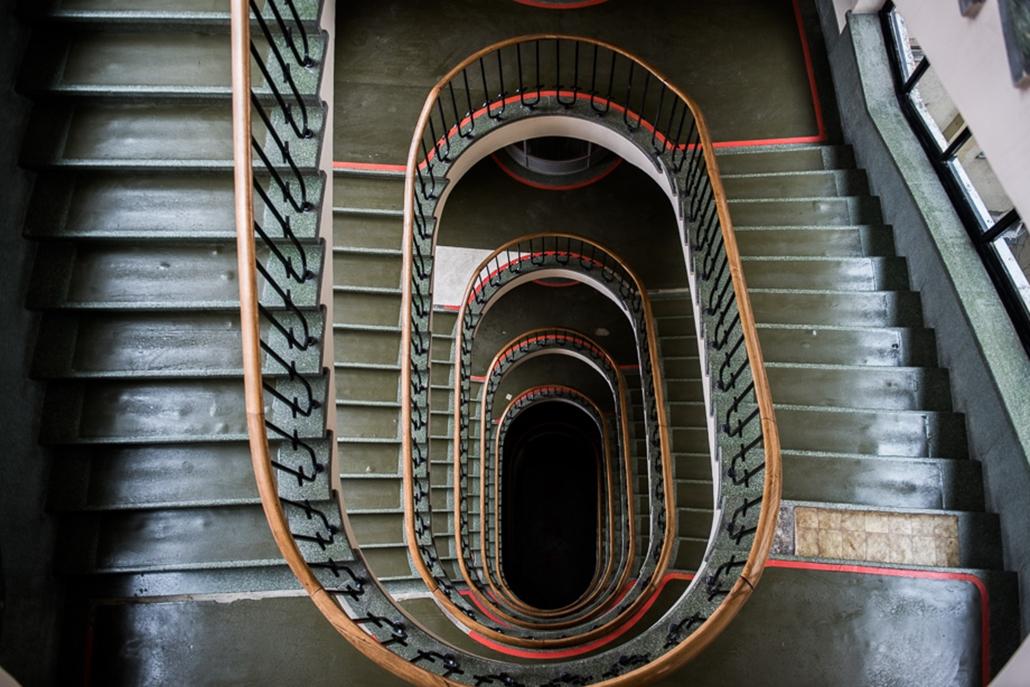 20140128006 - Titkos lépcsőházak Budapesten