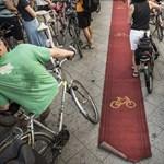 Biciklisbaráttá tennék a KRESZ-t: itt vannak a javaslatok