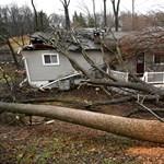 Halálos áldozata is van a viharnak Csehországban