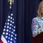 Videó: mit mondott Kadhafi halálhírére Hillary Clinton a Fehér Házban?