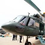 Könnyen lezuhanó olasz helikopterek védhetik Magyarországot