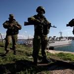 Durva exit poll-adat a Krímből: 93 százalék az orosz csatlakozásra