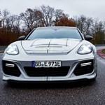 Hibrid őrület: 770 lóerős tuningot kapott a zöld rendszámos Porsche