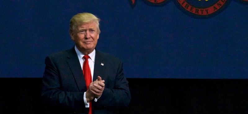 Trump kipaterolná az újságírókat a Fehér Házból