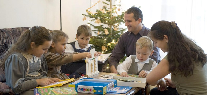 Megduplázzák a családi pótlékot Romániában