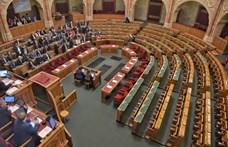 A Fidesz nem ment el, határozatképtelen lett a kilakoltatások ügyében összehívott parlamenti ülés