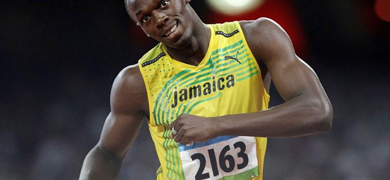 Usain Bolt a 300 méteres síkfutás rekordját is meg akarja döntetni