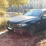 Tízmilliós BMW-t árvereznek el a Buda-Cash botránya után - fotó