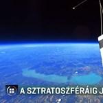 Batyut küldtek az űr peremére a bakonyi csillagászok