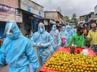 India megkezdte a világ legnagyobb oltási kampányát