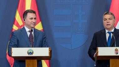 Bevándorlási hivatal: megvan a döntés Gruevszki ügyében
