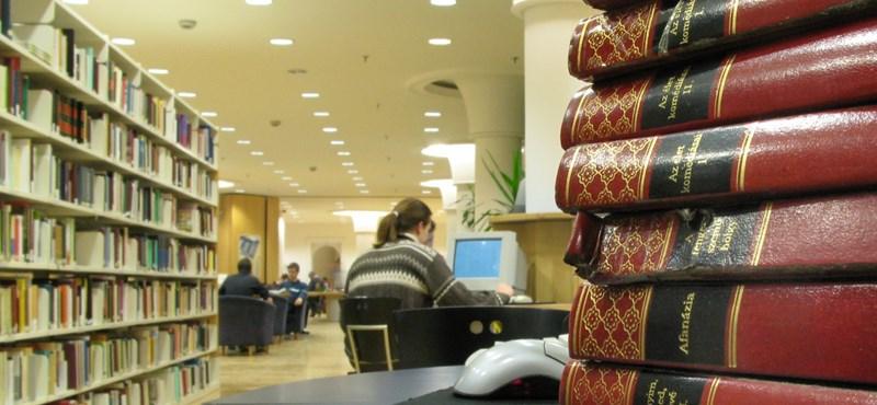 Megvan, hol tanul a budapesti egyetemista: könyvtárkörkép